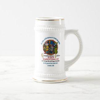 MCA第40の中世マグ ビールジョッキ