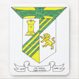 McAuleyの高等学校1958-1988年 マウスパッド