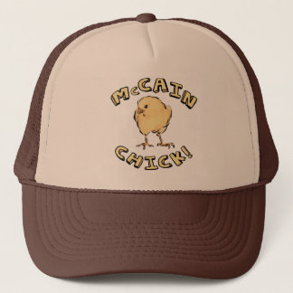 McCainのひよこの帽子 キャップ