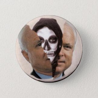McCainの死神ボタン 缶バッジ