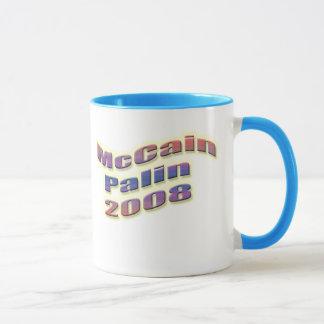 mccainのpalin 2008年 マグカップ