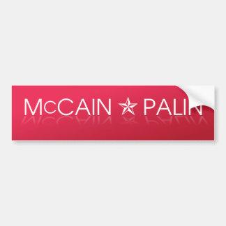 McCain * Palinの共和党員 バンパーステッカー