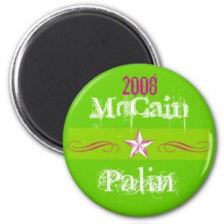 McCain Palinの磁石 マグネット