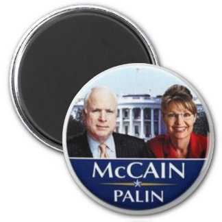 McCain Palin マグネット