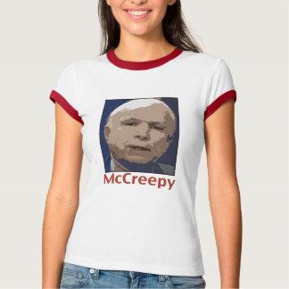 McCreepy: 女性 Tシャツ