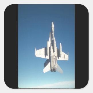 McDonnell-Douglas_Militaryの航空機 スクエアシール