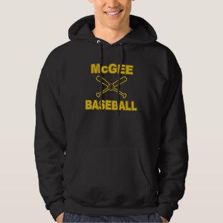 McGeeの野球 パーカ
