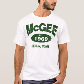 McGee 1969年 Tシャツ