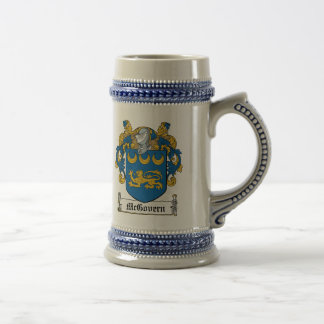 McGovernの家紋 ビールジョッキ