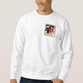 MCHSのロゴの標準的なスエットシャツ スウェットシャツ
