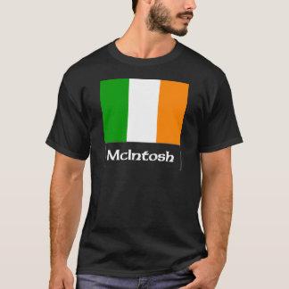 McIntoshのアイルランド人の旗 Tシャツ