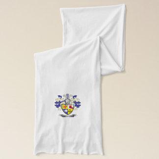 McIntoshの家紋の紋章付き外衣 スカーフ