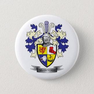 McIntoshの家紋の紋章付き外衣 缶バッジ