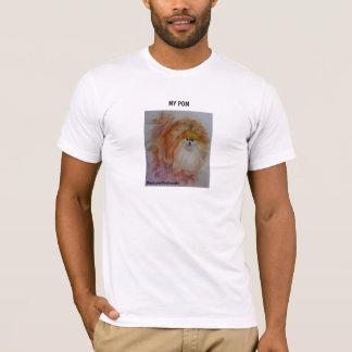 MClairArtの足の恋人の芸術のギフトプロダクト Tシャツ