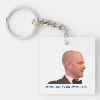 McMullin、エバンMcMullin 0045 キーホルダー