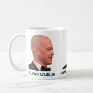 McMullin、エバンMcMullin 0045 コーヒーマグカップ