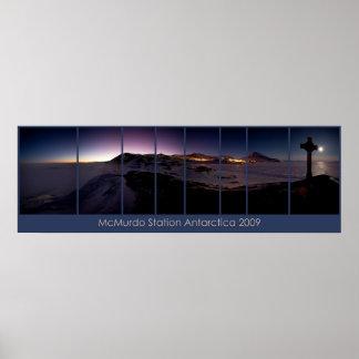 McMurdoの場所2009年 ポスター
