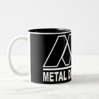 MDの暗闇のマグ ツートーンマグカップ