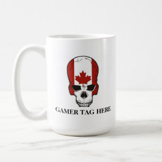 MDKの賭博-カナダ版 コーヒーマグカップ