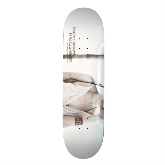mdv 19.7cm スケートボードデッキ