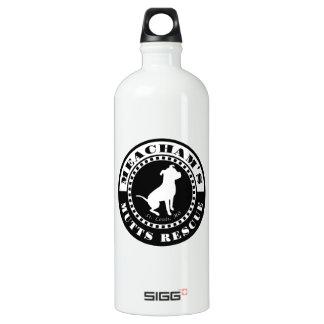 Meachamの雑種犬のロゴ ウォーターボトル