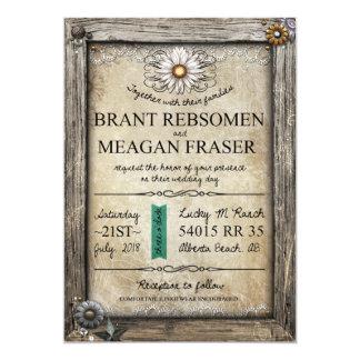 Meagan Fraserの招待 12.7 X 17.8 インビテーションカード