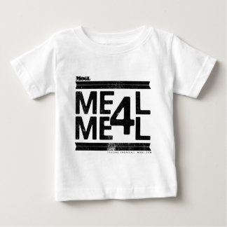 MEAL4MEAL ベビーTシャツ