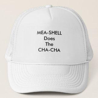 MEASHELLDoesThe CHA-CHA キャップ