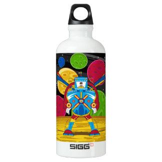 Mechaの巨大なロボットの宇宙飛行士 ウォーターボトル