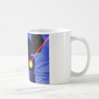 Mechaの攻撃! コーヒーマグカップ