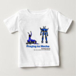 Mechaへ祈ること ベビーTシャツ
