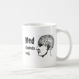 Med学生の石 コーヒーマグカップ