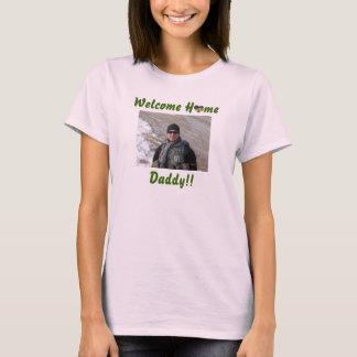 meDaddy歓迎された   H!! Tシャツ