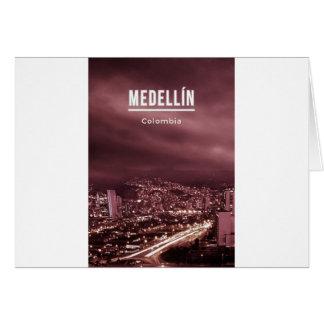 Medellinコロンビア カード