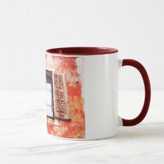 mediteranian好みのコーヒーのマグ マグカップ