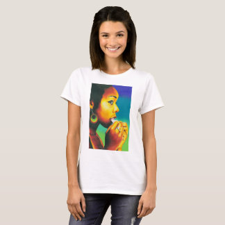 MedsのTシャツを取るエディーMonteの時間までに Tシャツ