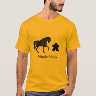 Meepleの引越し業者 Tシャツ
