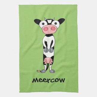 Meercow キッチンタオル