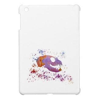 Meerkatのスカル iPad Miniケース