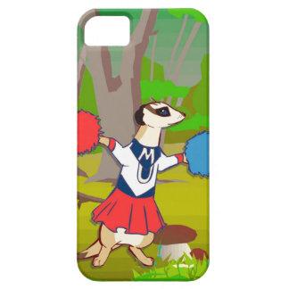 Meerkatのチアリーダー iPhone SE/5/5s ケース