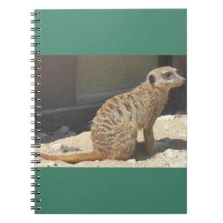 Meerkatのノート ノートブック