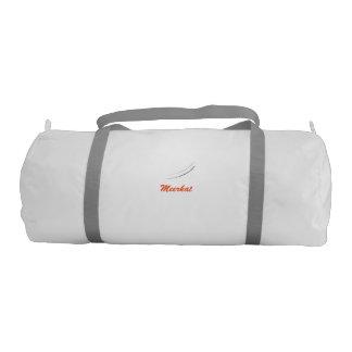 Meerkatの体育館のバッグ ジムバッグ