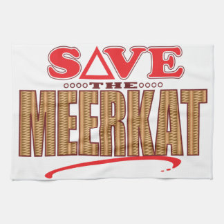 Meerkatの保存 キッチンタオル