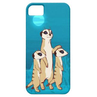 Meerkatの夜の歩行 iPhone SE/5/5s ケース
