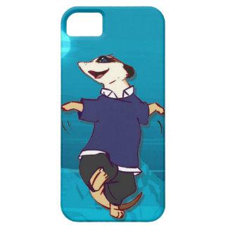 Meerkatの月光の踊り iPhone SE/5/5s ケース