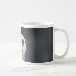Meerkatの眺望 コーヒーマグカップ