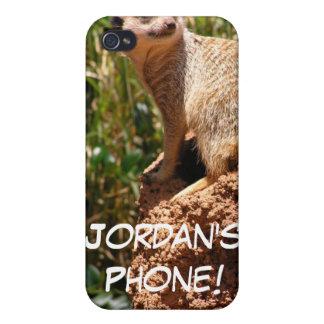 Meerkatの眺望 iPhone 4/4Sケース
