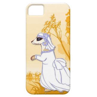 Meerkatの花嫁 iPhone SE/5/5s ケース