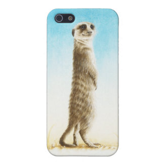 MeerkatのiPhone 5cケース iPhone SE/5/5sケース