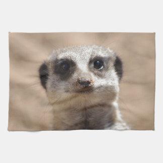 Meerkat キッチンタオル